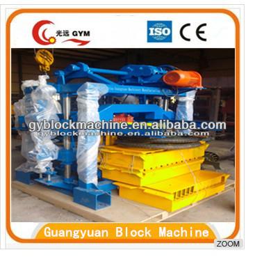 Small Manual concrete block machines for sale