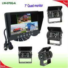 Bus/Trailer reverse camera system