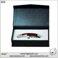 China professional custom bar blade bottle opener