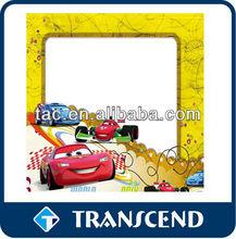 promotional gifts custom logo rubber 3d pvc fridge magnet sticker/home decor fridge magnet sticker