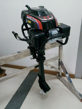 6HP outboard motor with 4 stroke engine