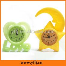 Lovely portable alarm clock