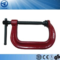 flat steel c clamp , g clamp ,c clamp