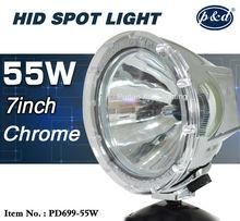 55w Auto top quality xenon car headlight hid xenon driving light