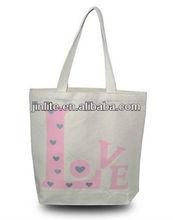 Cotton Shopping Bag/organic Cotton Tote Bag Promotion