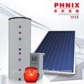 el panel solar de calentamiento de agua para el tanque de aire interior heatig