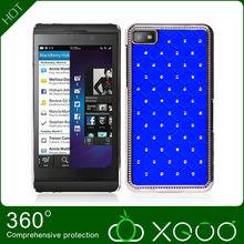 Jewelled Bling Back Phone Case Cover for Blackberry Z10 BB10