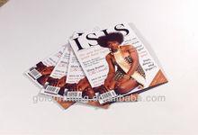 soft cover magazine printing