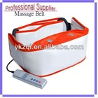 Multifunction electric vibrated shiatsu portable slimming lose weight massager belly belt