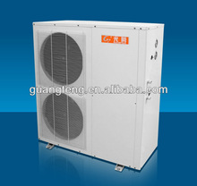 GUANGTENG EVI heat pump for the Countries where ambient temperature lower than -25C