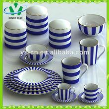 Resturant exportor porcelain wedding crockery