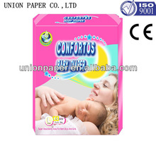 soft high absorption wholesale disposable adult baby diaper price