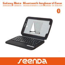 Ultrathin keyboard for Samsung Note 8' Bluetooth keyboard case