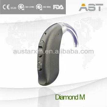Lastest Diamond M Digital BTE Hearing Aid
