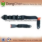Automobiles&Motorcycles Simple 3 point safety belt/seat belt/Webbing buckle