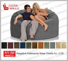 Sofa beanbags long beanbag sofa chair round couch foam sofa beanbag B37