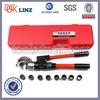 35-300mm2 BOSTO 13 ton force hydraulic hand cable lug crimper hydraulic crimping tool