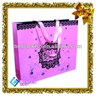 2013 Paper Shopping Bag For Clothes