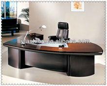 Katı ahşap kullanılmıştır yönetici masaları/sıcak satış yönetici masası/ahşap yönetici masası