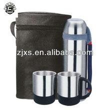 elegant stainless steel gift set CE / EU, FDA approved, vacuum flask