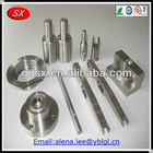 factory Custom cnc turning brass block parts,cnc equipment part,cnc automatic lathe machined part,ISO9001 passed