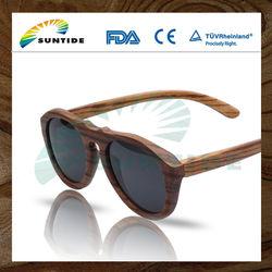 Latest Natural Wood Sunglasses, Sun Glasses (WA08)