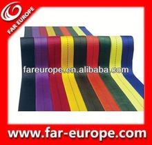 Colorful High Quality polyester jacquard webbing
