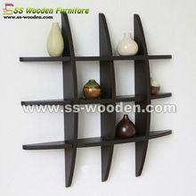 MDF Furniture shelving shop WS-656512