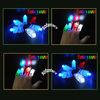 factory price led finger light,led light up finger light,led finger ring