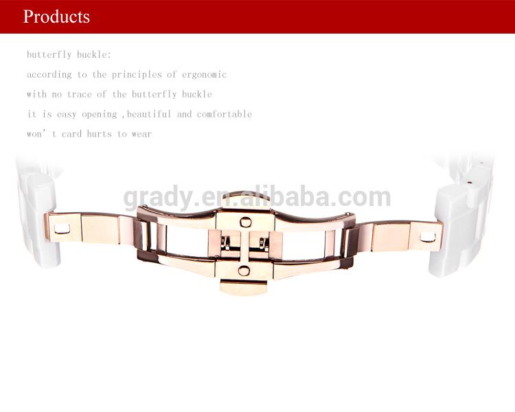 AR1410 popular vogue watch brand watches man japan movt quartz watch stainless steel back