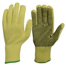 ENKERR 7G cut resistant kevlar gloves cut-resistant pvc dotted kevlar gloves