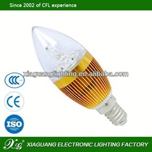 XG-Lighting Factory Low Price!!! led candle led spot light china