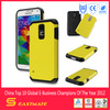 new product slim armor spigen brand mobile phone cover for samsung s5, tough armor case for samsung S5 case 14 colors