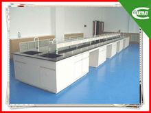 chemical laboratory equipment bench