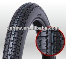 emark DOT motorbike tire and tubes 2.50-18