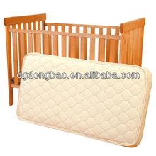 designer baby cots mattress/spong mattress/waterproof baby mattress