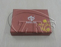 Delicate Handmade Paper Chocolate Gift Packaging Box
