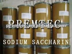 supply white crystalline powder Sodium Saccharin,BP2000,USP30,EP-E954, chemical food additive manufacturer