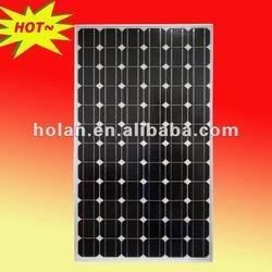 10w-300w monocrystalline solar panel