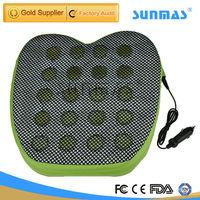 TENS/EMS apple design jade material feet massager SM9266