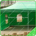 impressão do logotipo estilo de casa de tenda
