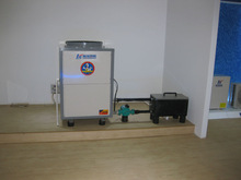 DC Inverter Heat pump system for house and floor heating for Europe market 50Hz and 60Hz