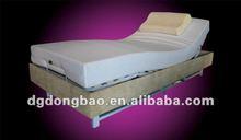 7 zone massage mattress natural latex mattress