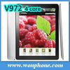 9.7inch Retain Screen RAM 2GB Quad Core Onda V972 Tablet PC