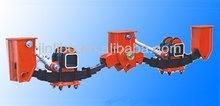 rigid suspension / truck trailer suspension