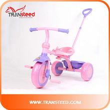 basic baby trike TS601 with pushing bar