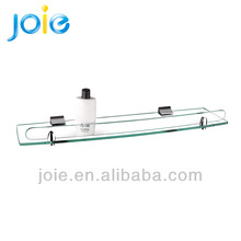 Bathroom High Quality Ship Style Tempered Glass Wall Shelf.