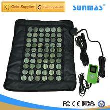 Sunmas SM9018 wholesale electronic pulse air pressure massage cushion