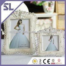 Romantic Princess Bride Wedding Gift Picture Frame wedding decoration picture frames