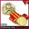 medal ribbon/ custom medal/ gold medal